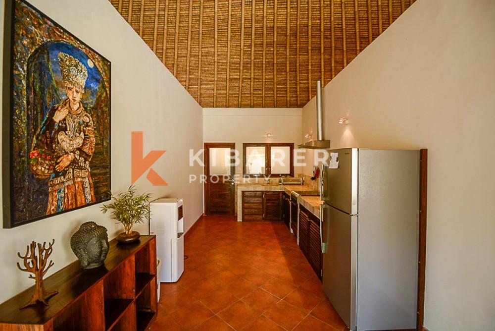 Beautiful traditional two bedroom villa in Padonan