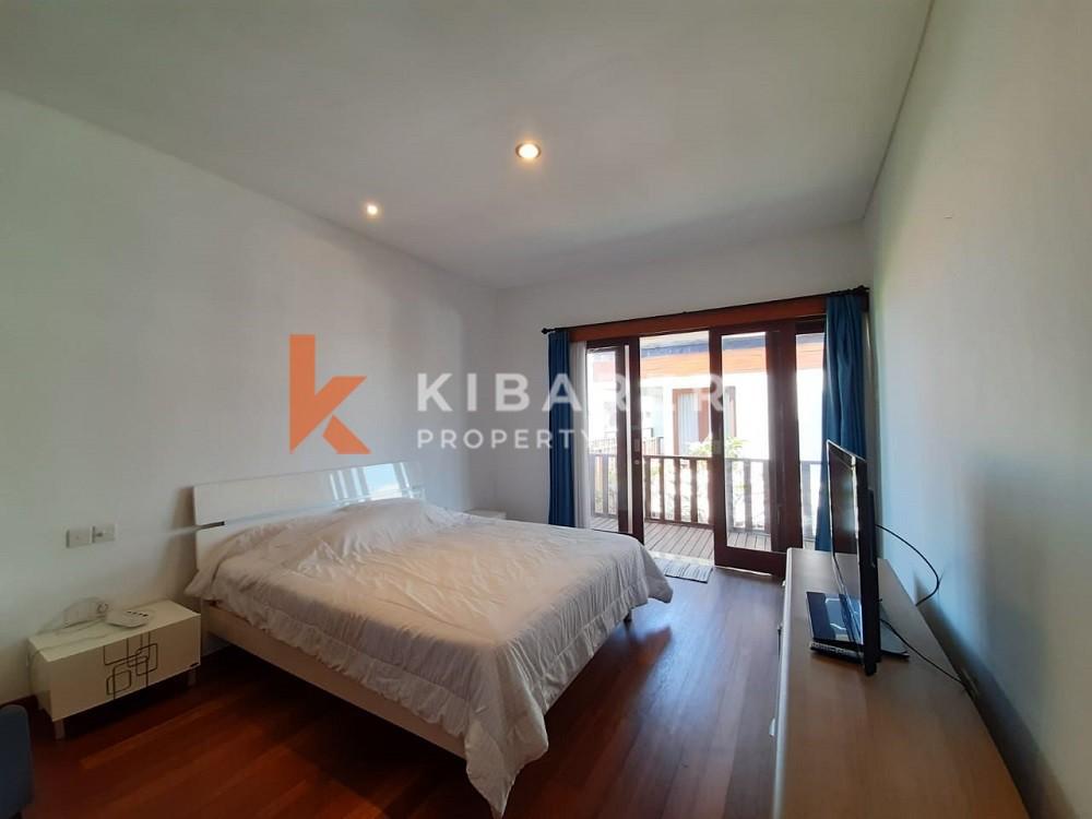 three bedroom full furnished villa in the heart of berawa canggu