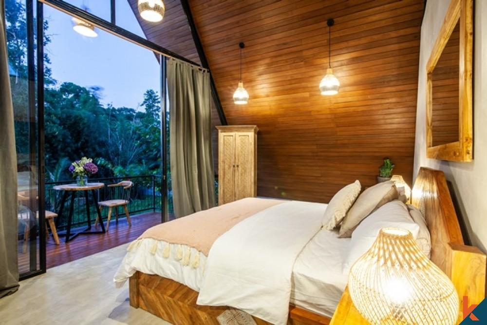 Reduced Price Brand New 2 Bedroom Leasehold Villa in Pererenan