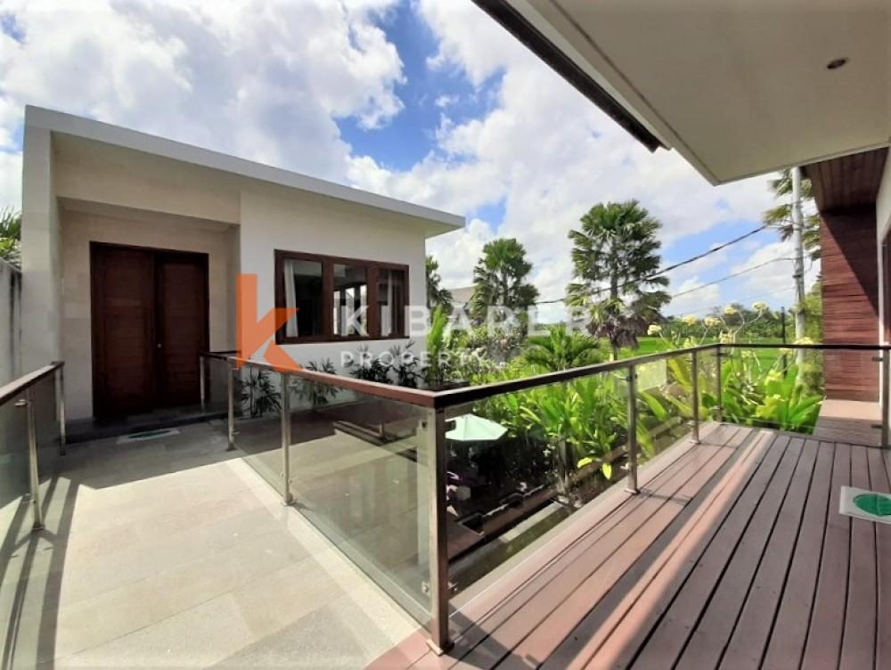 Villa Tiga Kamar Dengan Lokasi Yang Nyaman Di Cemagi