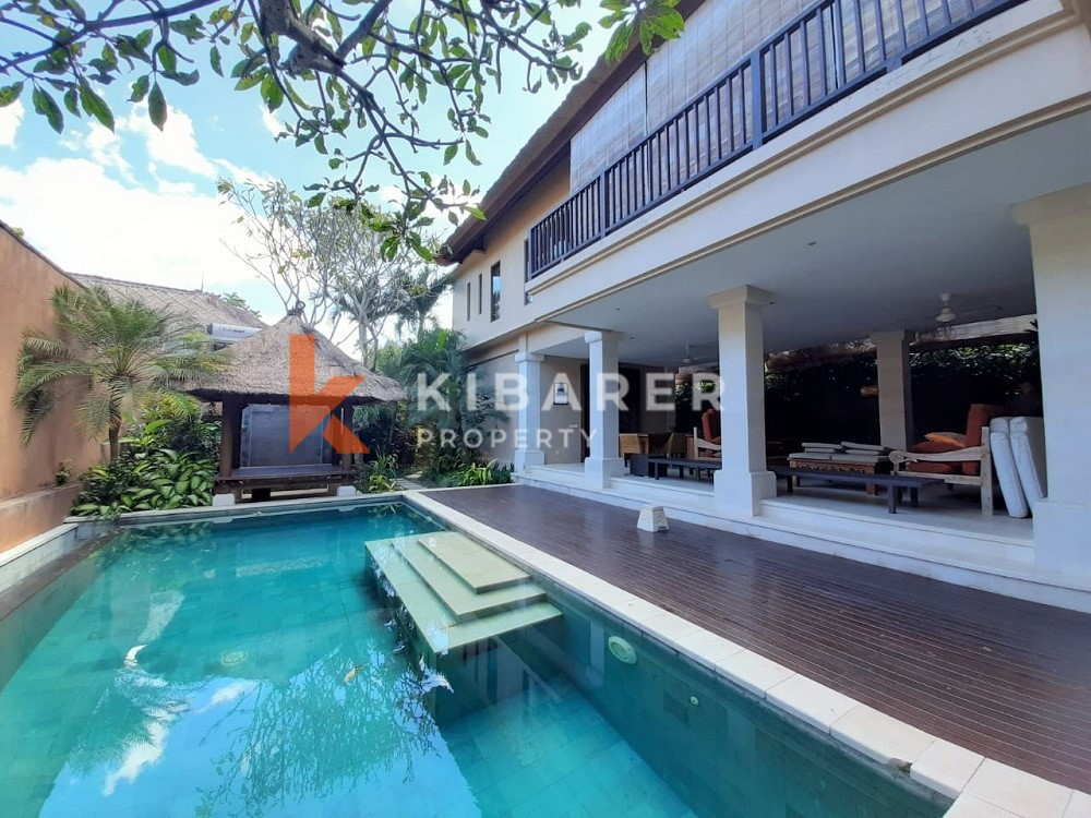 Three Bedroom Villa close to the beach in Seseh
