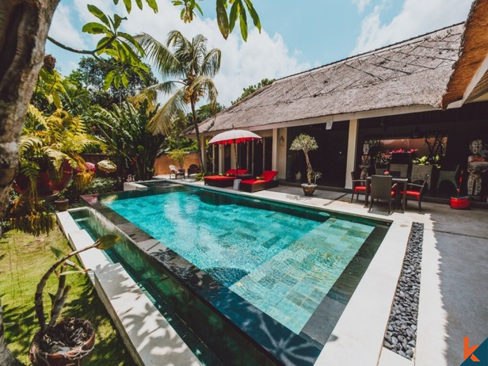 Reduced Price Excellent Investment Leasehold Opportunity in Canggu for Sale