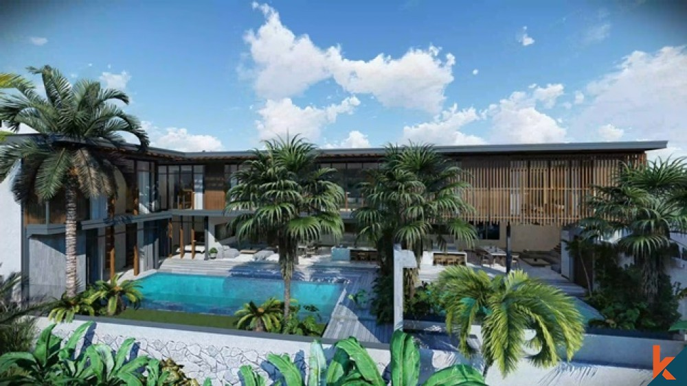 6 Bedroom Off Plan Leasehold Villa Close to the Beach for Sale