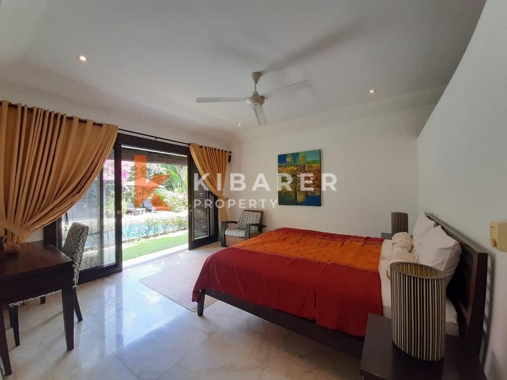 Charming Three Bedroom Full Furnished Villa in Canggu
