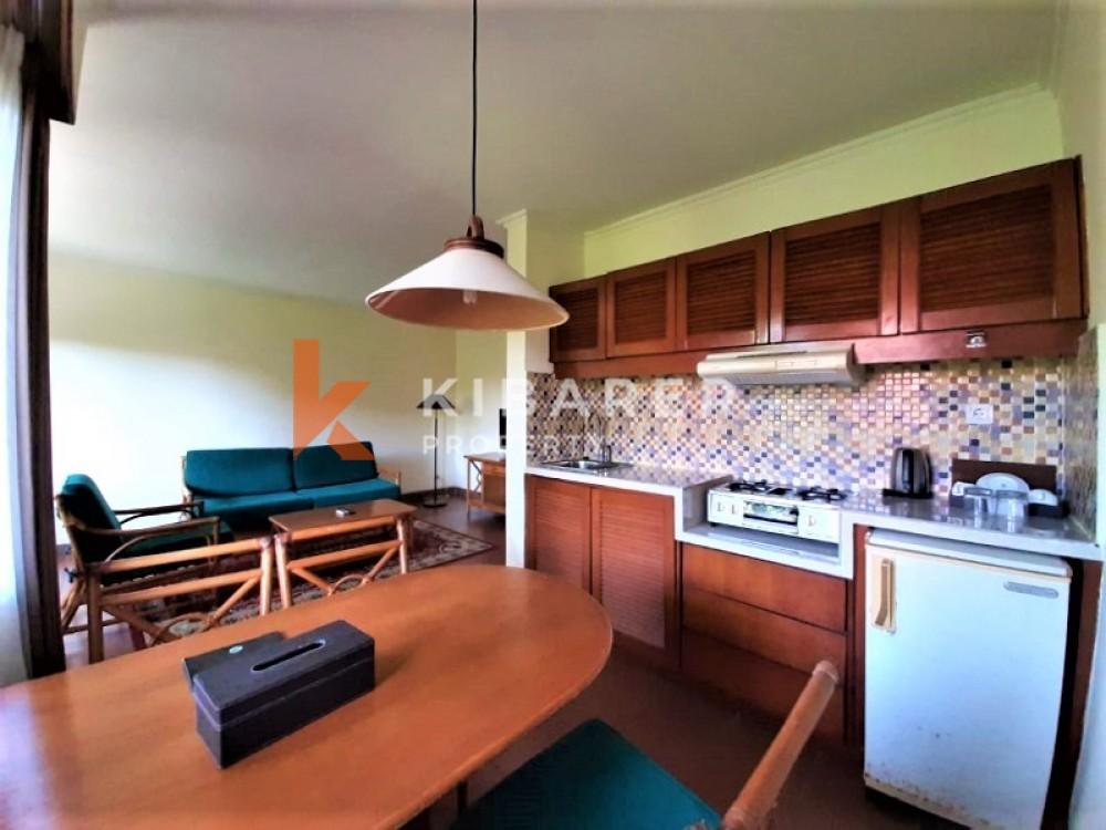 cozy one bedroom apartement in nusa dua