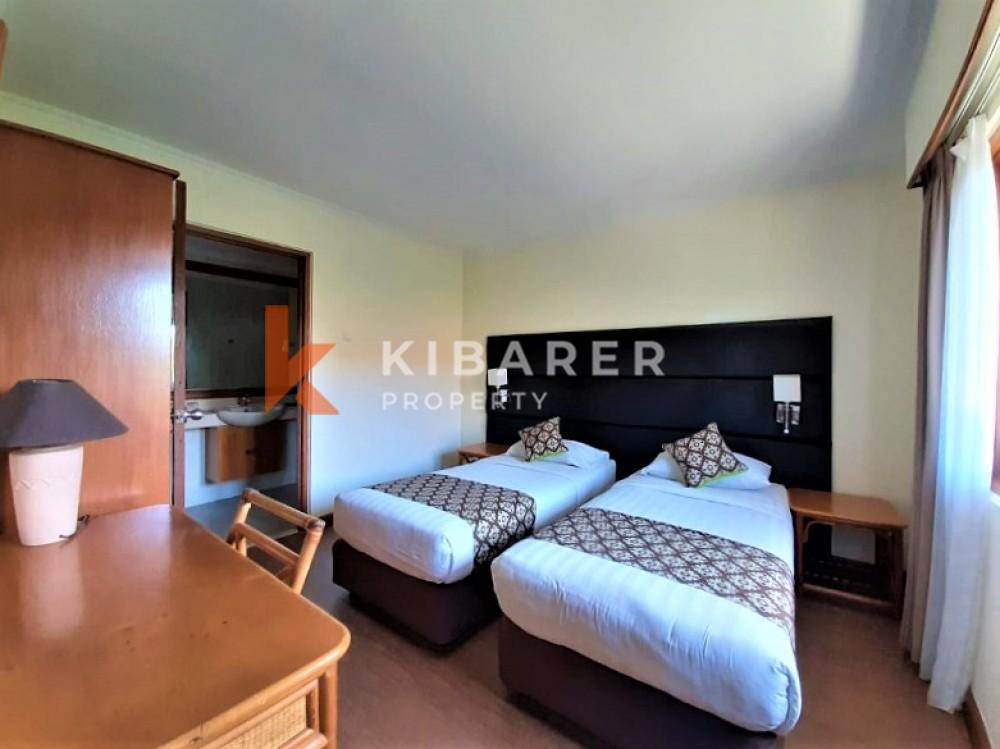 cozy two bedroom apartement in nusa dua