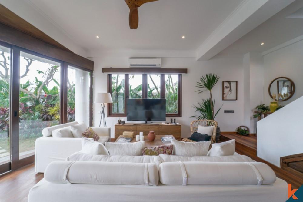 Idyllic freehold villa for sale in Petitenget