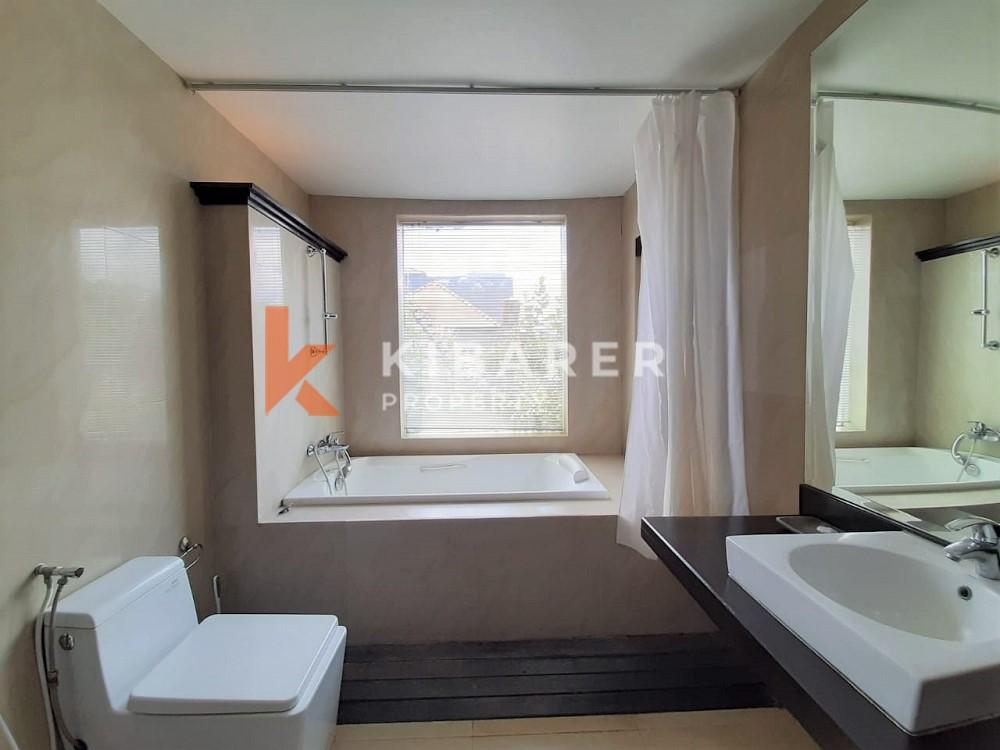 Cozy Two Bedroom Villa Full Furnished in Seminyak