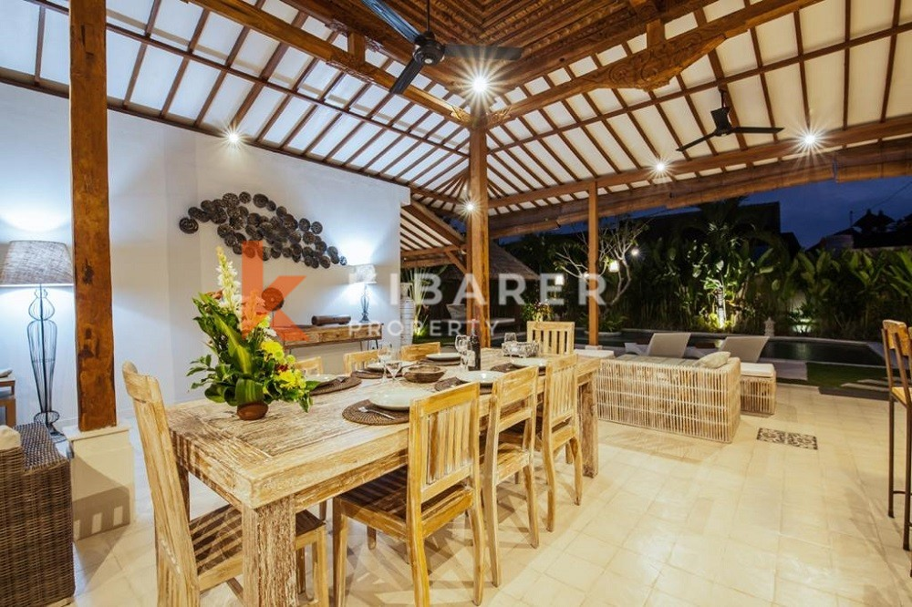 Beautiful Three Bedroom Full Furnished Villa in Padonan