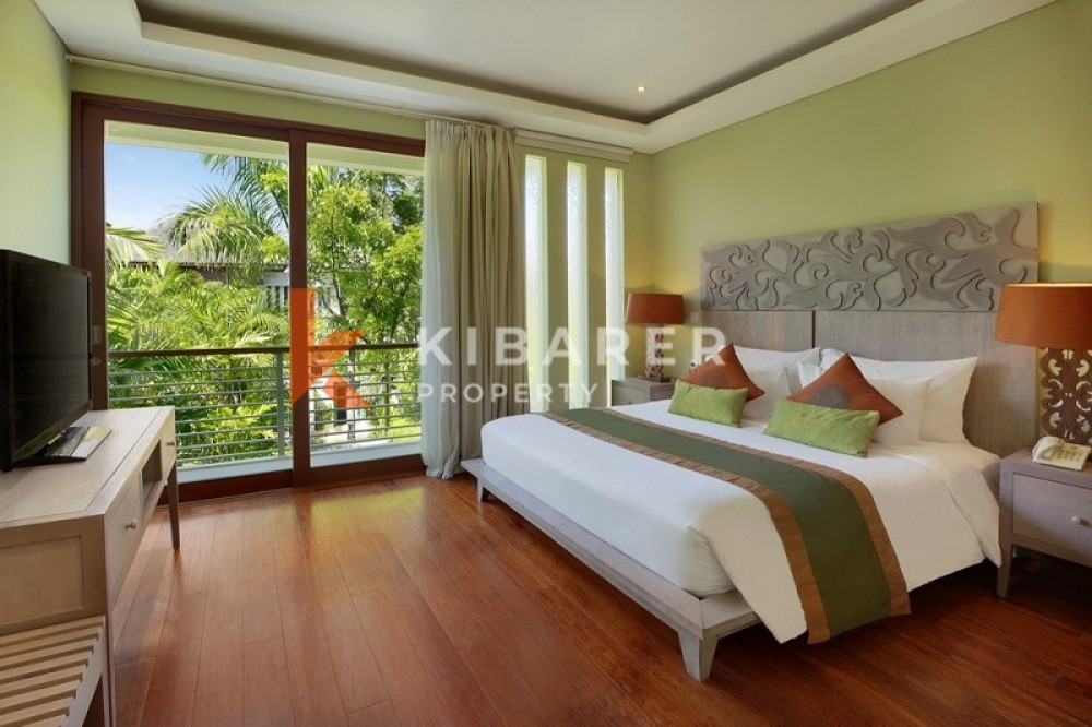 BEAUTIFUL TWO BEDROOM ENCLOSED LIVING VILLA IN UMALAS