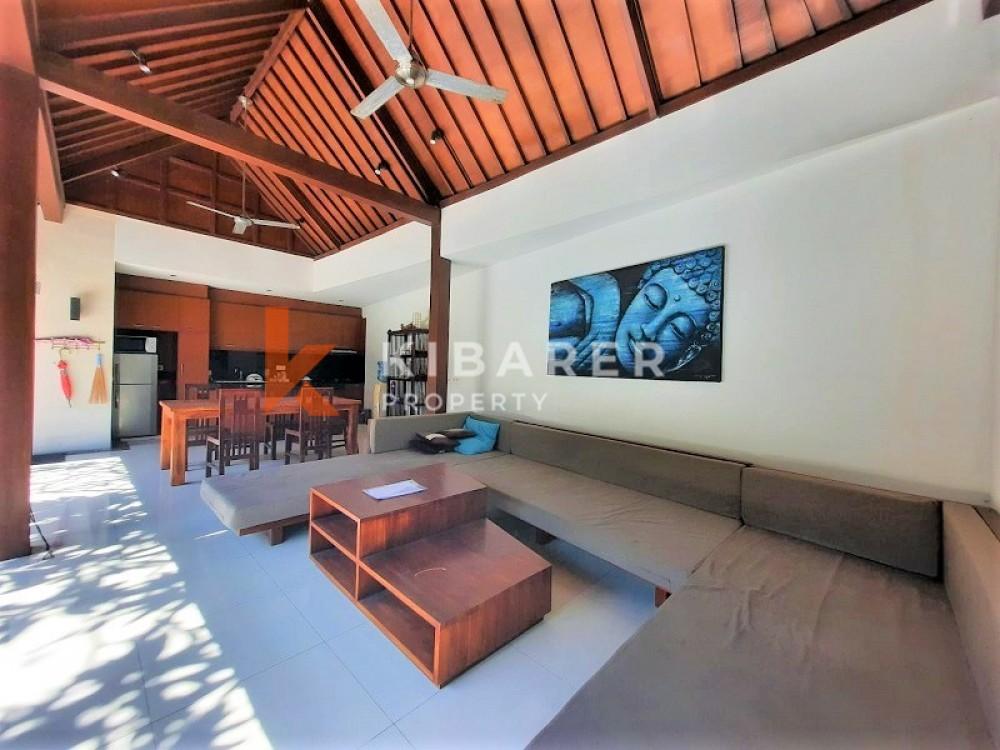 BEAUTIFUL THREE BEDROOM OPEN LIVING VILLA IN UMALAS