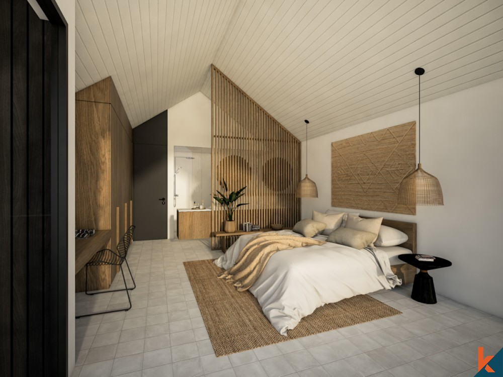 Modern Brand New Project Villa for Sale in Canggu