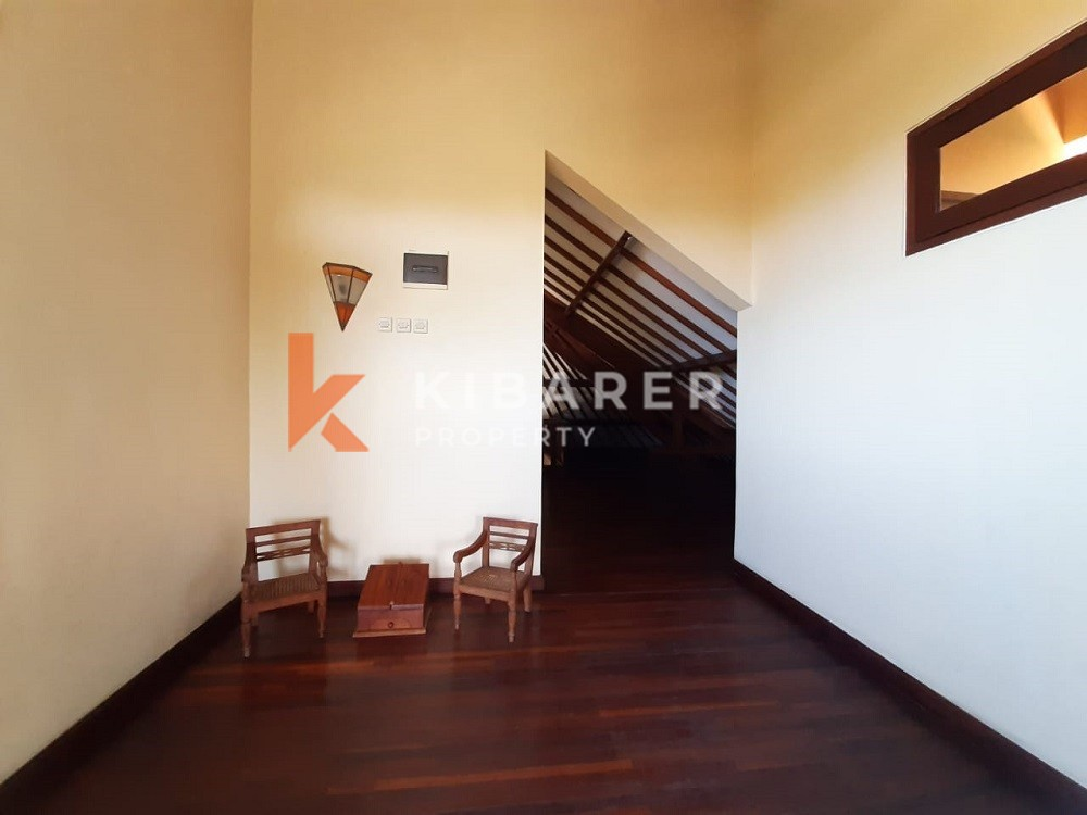 Beautiful Three Bedroom Full Furnished Villa in Canggu