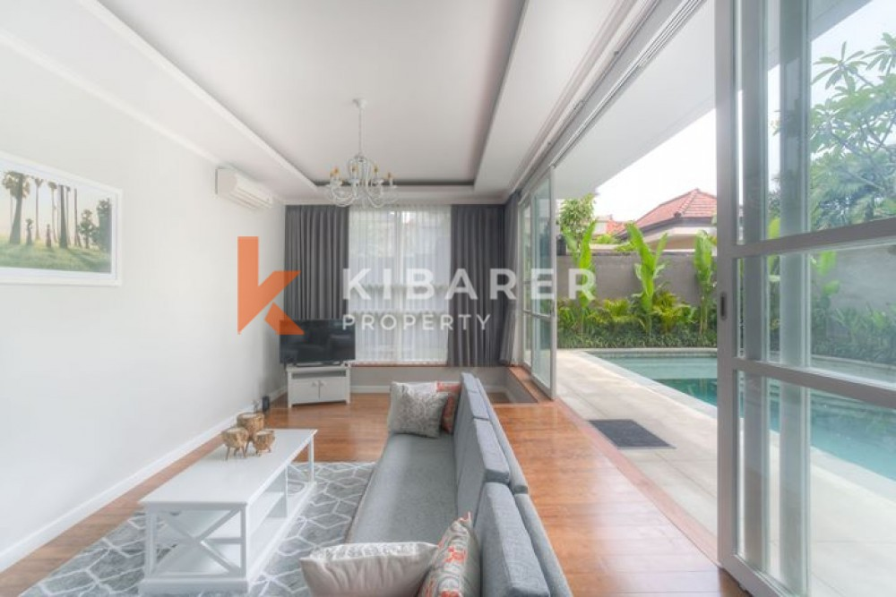 Gorgeous Three Bedroom Villa nestled in canggu ( will be available end October 2021 )