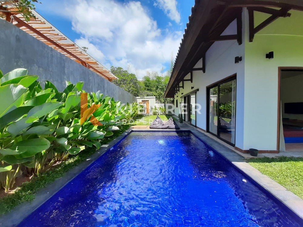 Two Bedroom Villa Complex located in Umalas ( will be available on February 2021 )