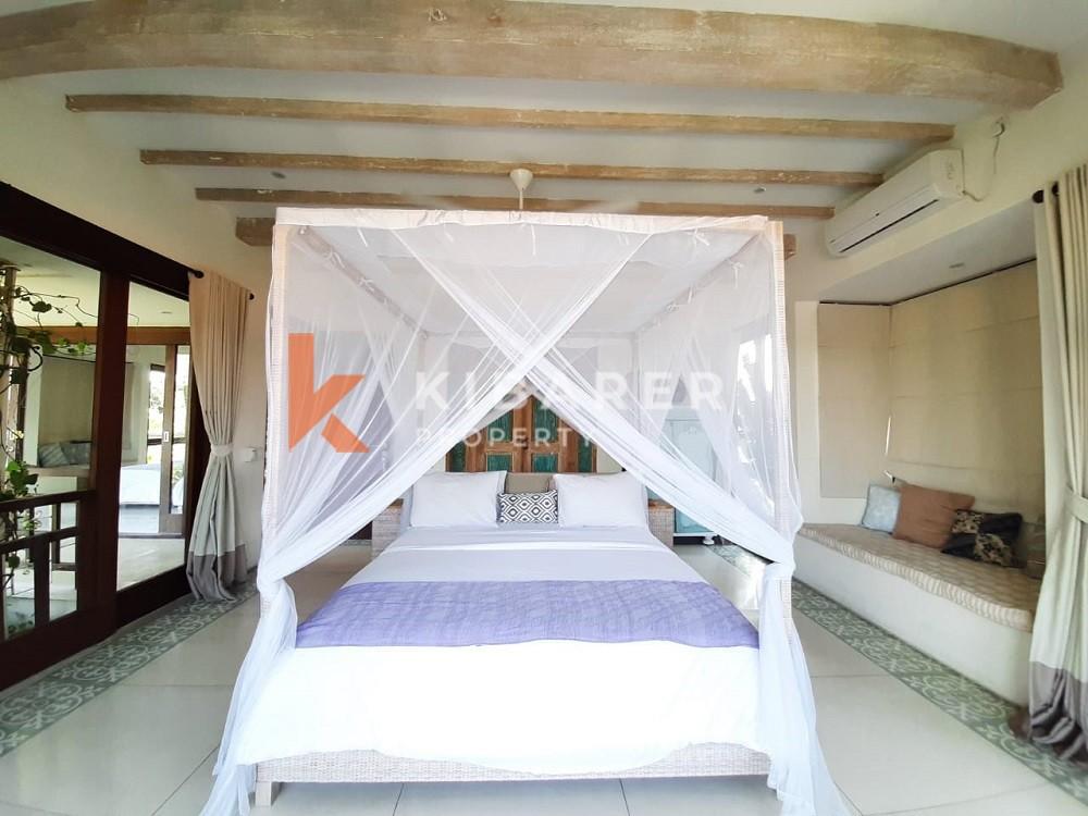 Vila tiga kamar tidur yang indah di Pererenan