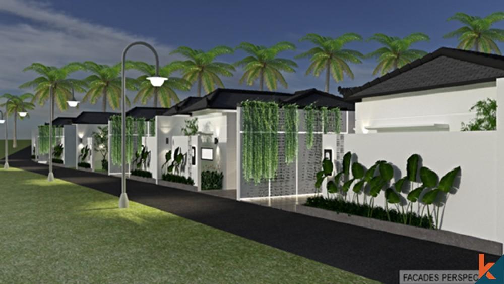 Stunning 2 Bedroom Off Plan Villa in Ubud for Sale