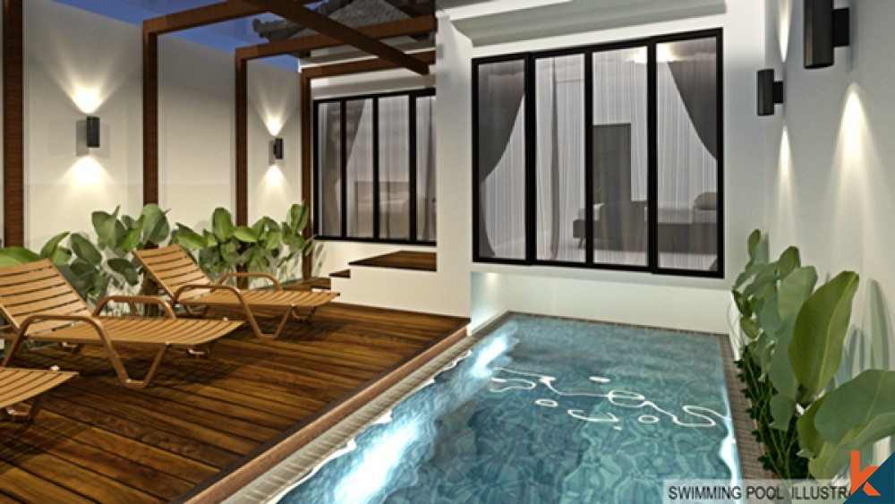 Beautiful 2 Bedroom Villa Project in Ubud for Sale