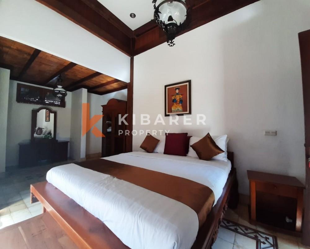 Beautiful Two Bedroom Joglo in Seminyak Area