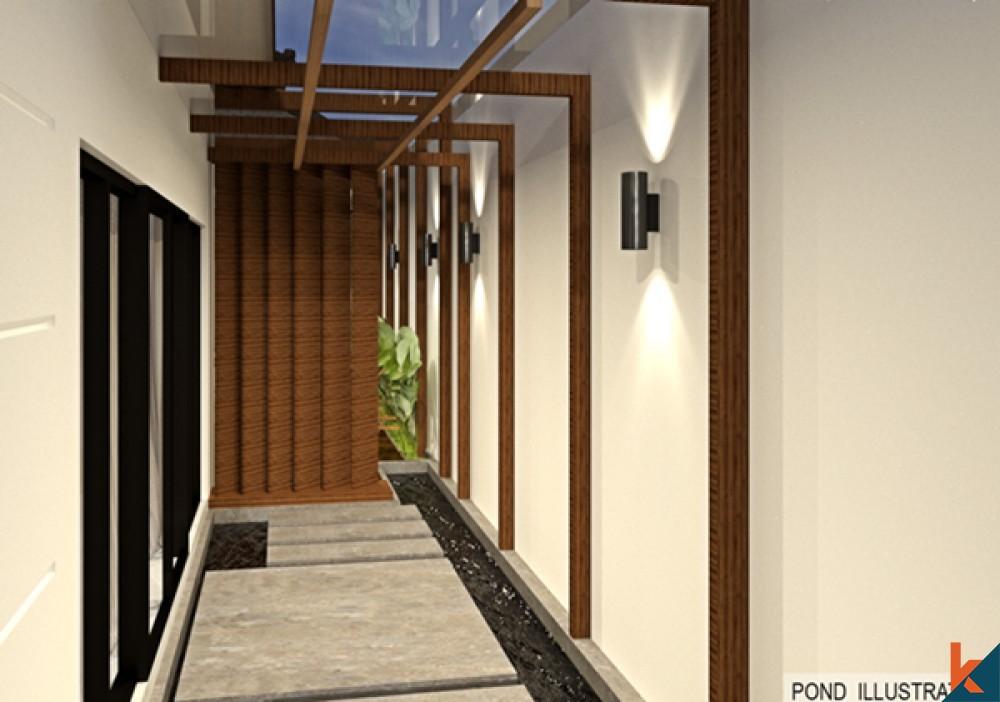 Amazing 2 Bedroom Off Plan Villa in Ubud for Sale