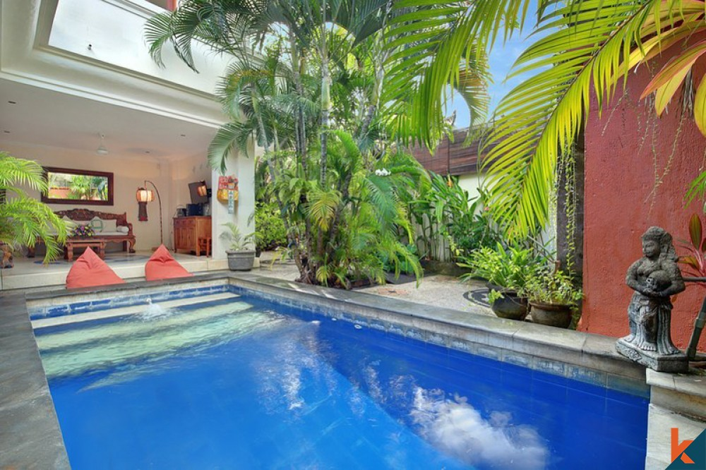 Private Two Bedrooms Villa for Sale in Prime Location of Petitenget
