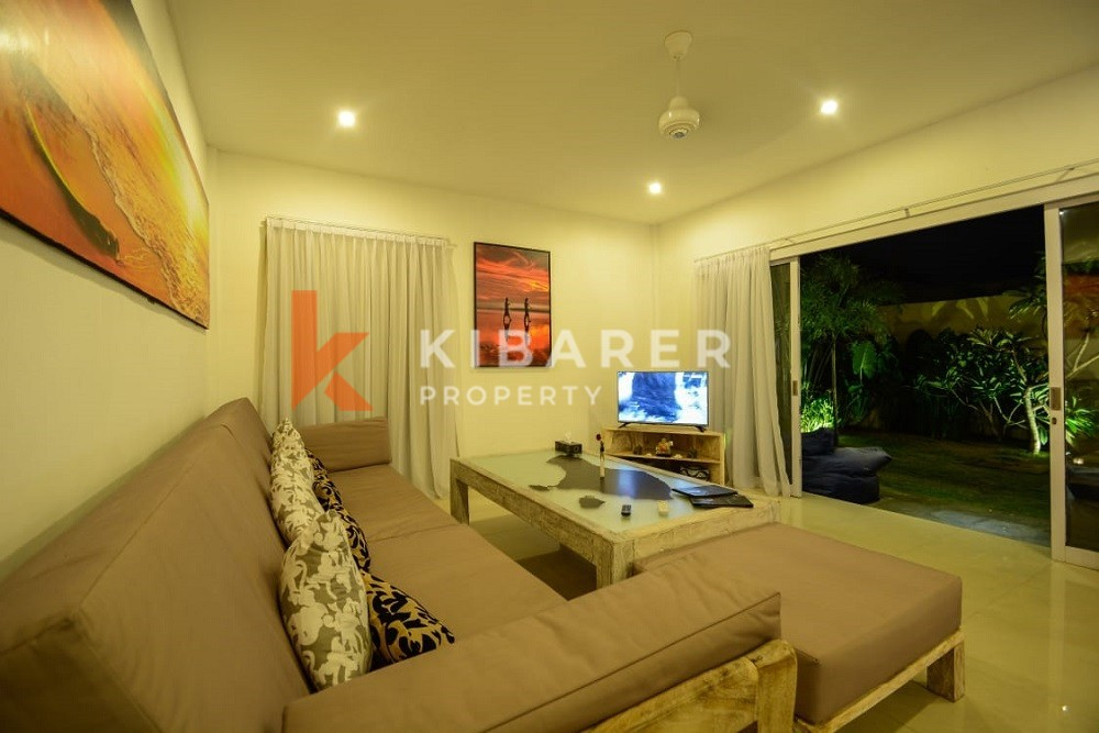 Beautiful Three Bedroom Villa with garden in Seminyak