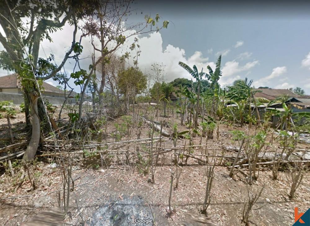 Dijual Tanah Luar Biasa Dekat Pantai di Bingin