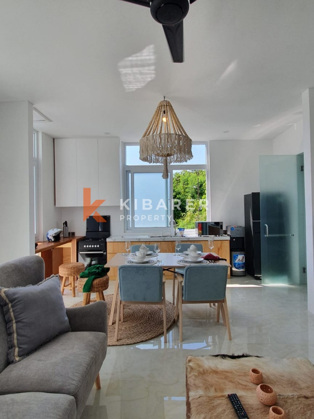 Beautiful and Cozy Two Bedrooms Villa In Berawa