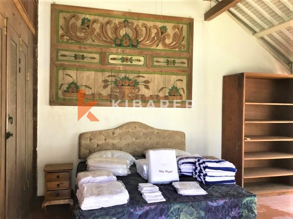 Villa deux chambres dans un quartier charmant à Pererenan
