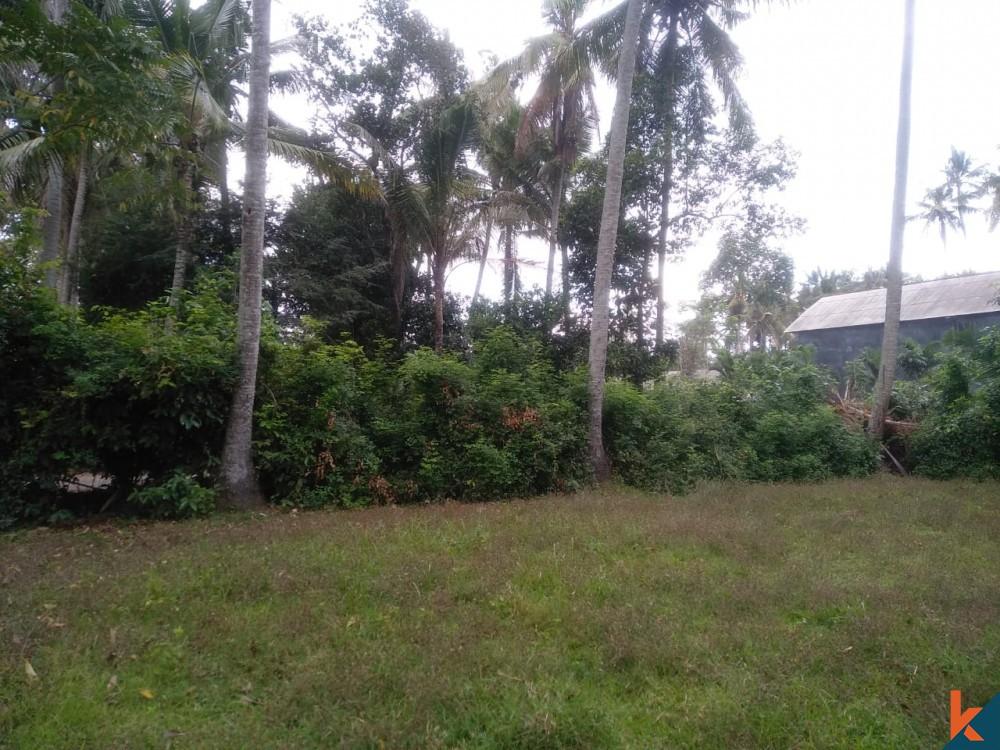 Stunning Land in Kedungu for Sale