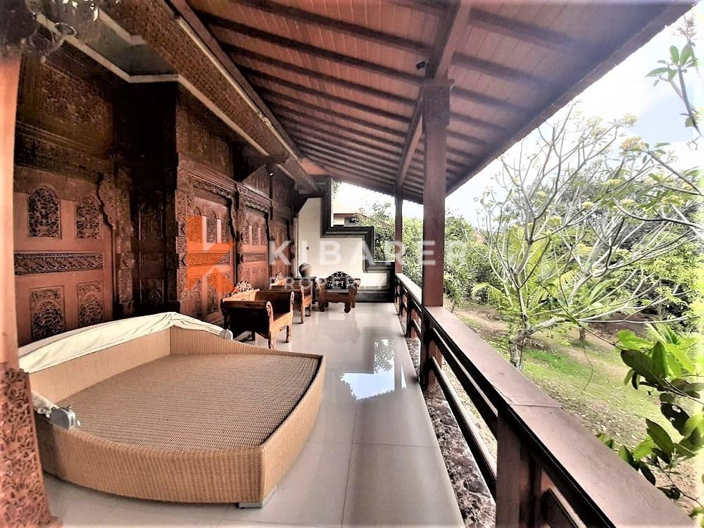 Gorgeous modern joglo villa in Kaba- Kaba Munggu