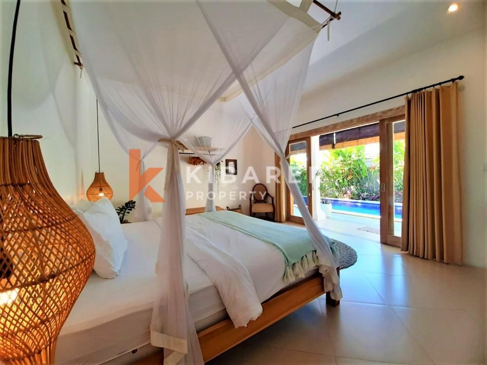 BEAUTIFUL THREE BEDROOM OPEN LIVING AREA VILLA AT GREAT LOCATION OF PADANG LINJONG