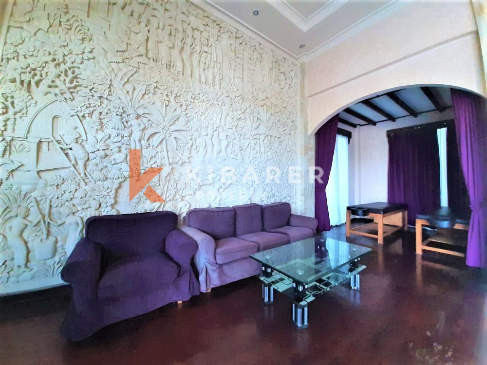 Magnificent Six Bedrooms Villa In Sanur With Beach View