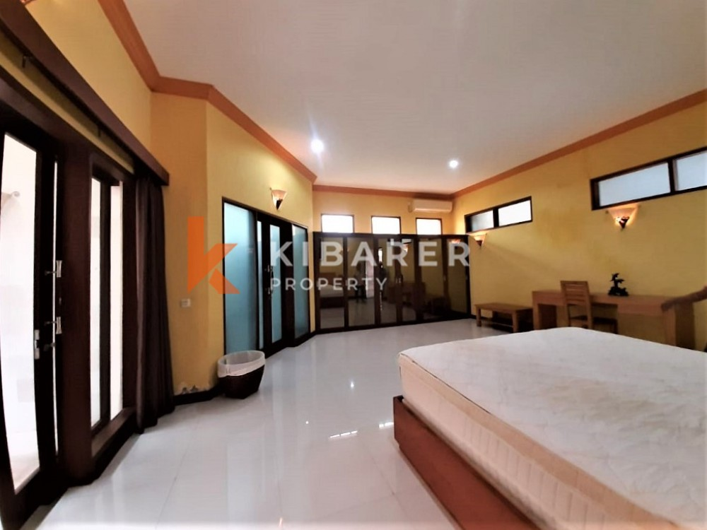 Villa Baru Tiga Kamar Tidur Di Kerobokan