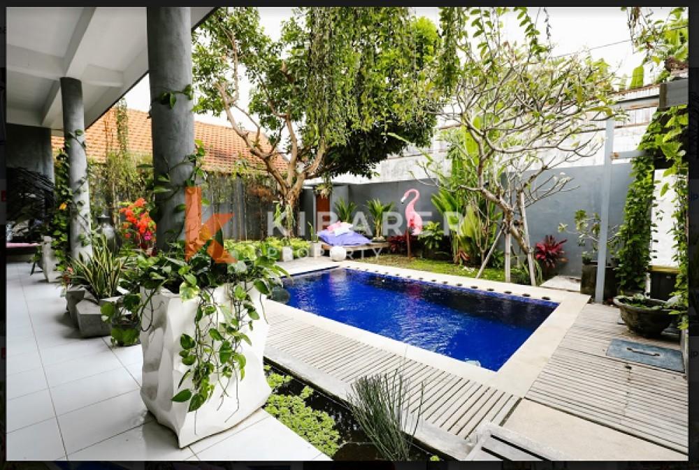 Beautiful Four Bedrooms Villa In Seminyak Possible For Sublease