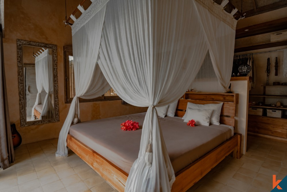 Boutique Hotel With Private Pool Villas for Sale in Gili Air