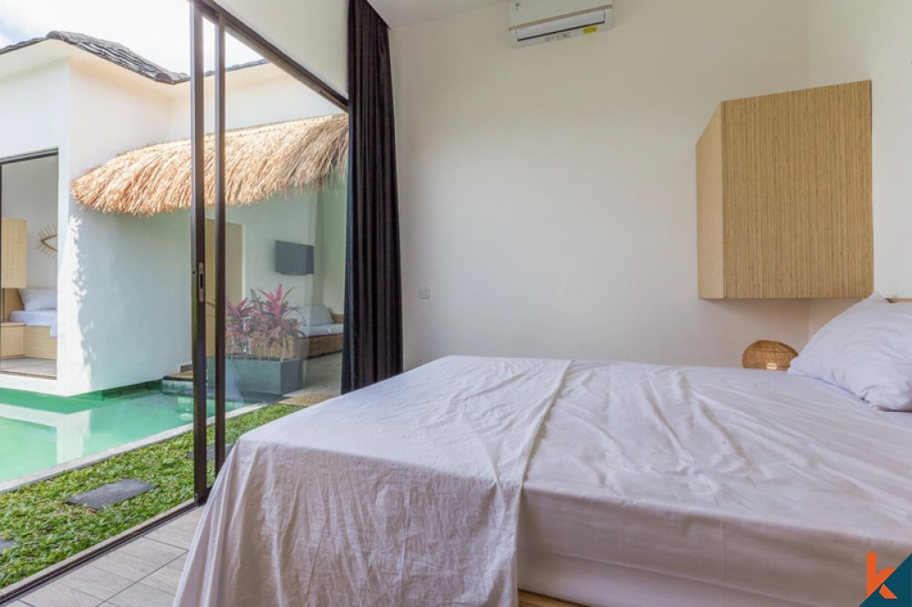 Brand New Two Bedrooms Villa for Sale in Tibubeneng