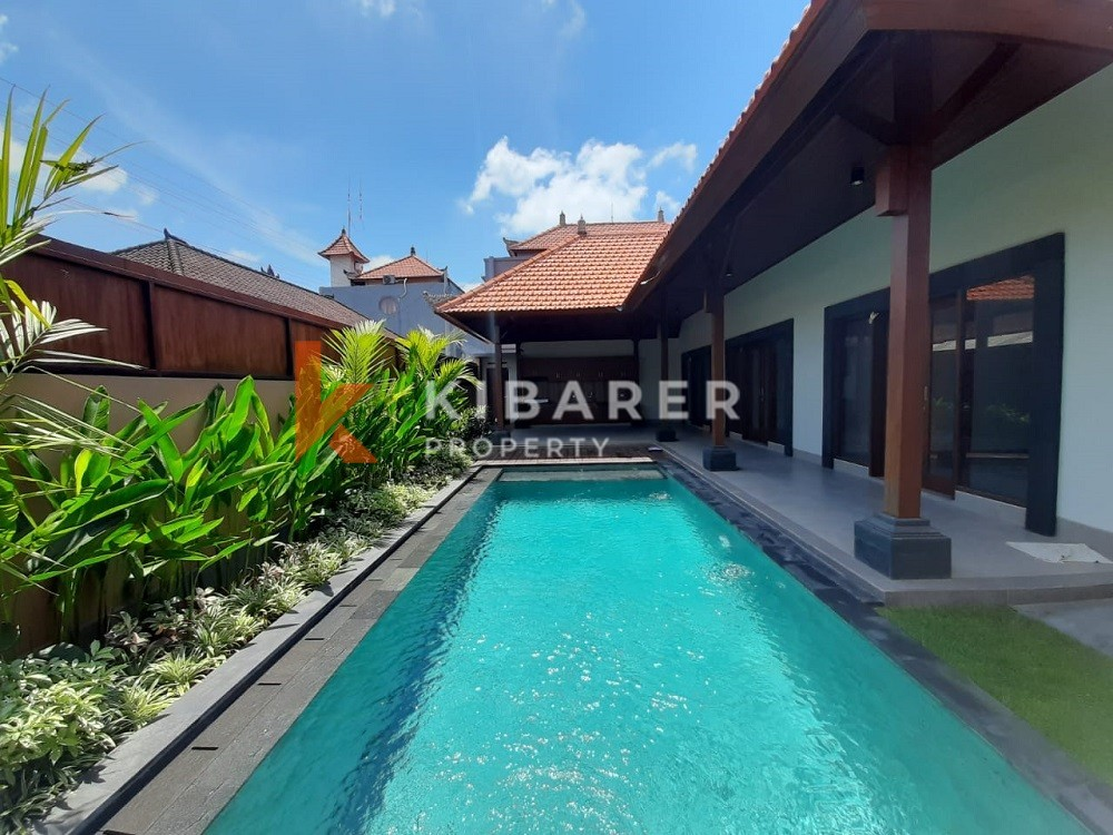 Unfurnished Three Bedroom Villa close to the Pererenan Beach