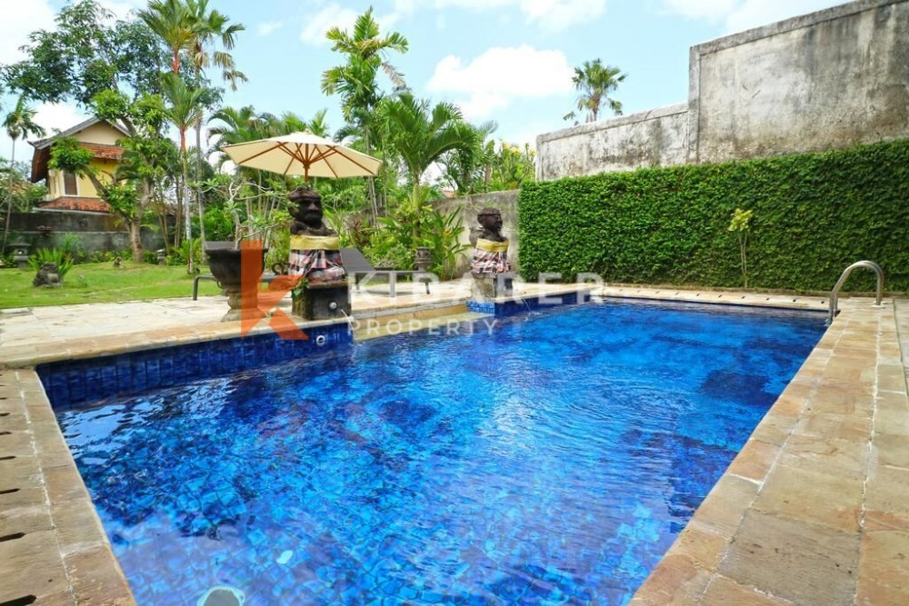 Large 3 bedrooms villa in Batu Belig