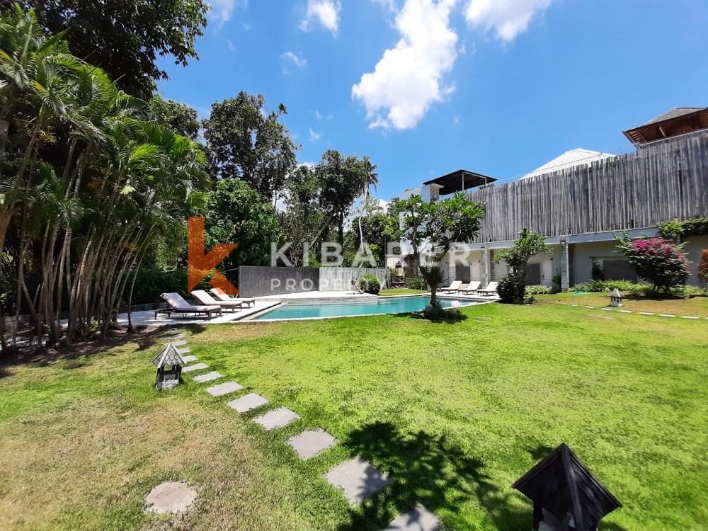 amazing four bedroom villa in umalas