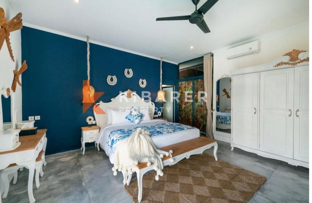 5 kamar tidur 300 meter dari Pantai Petitenget-Seminyak