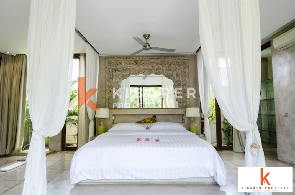 INCREDIBLE WALKING DISTANCE TO THE BEACH FOUR BEDROOM  VILLA IN BERAWA