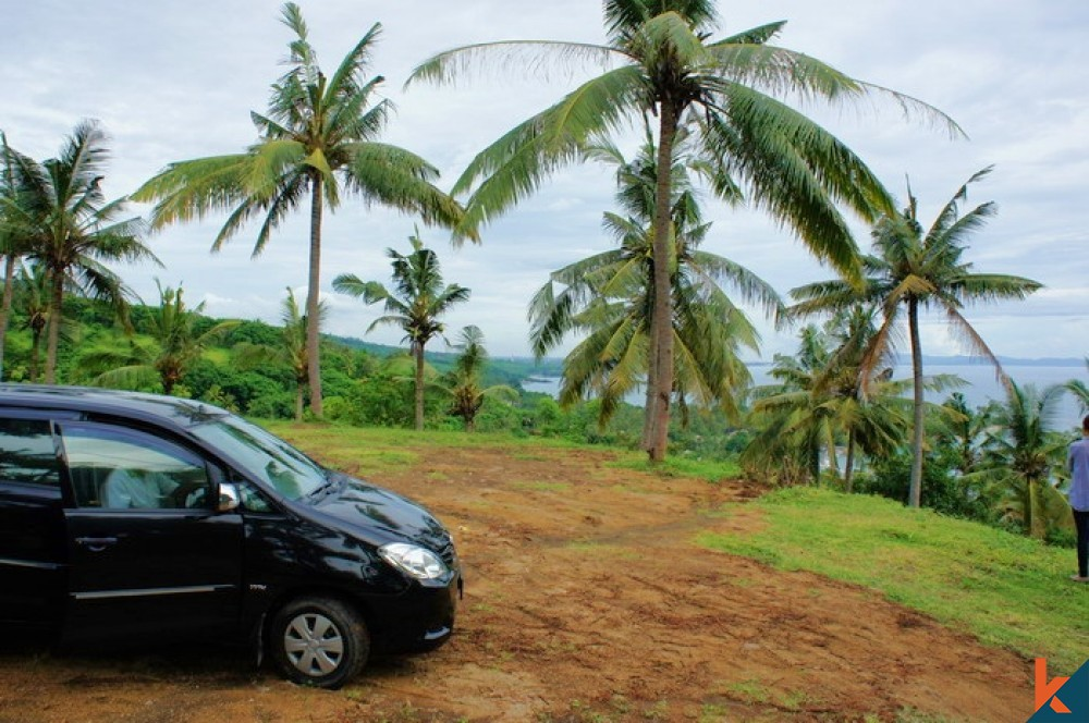 Dijual Tanah Pemandangan Laut yang Menakjubkan di Lombok