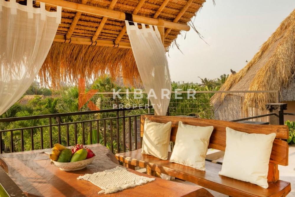 Beautiful Three Bedrooms Villa close to the Pererenan Beach