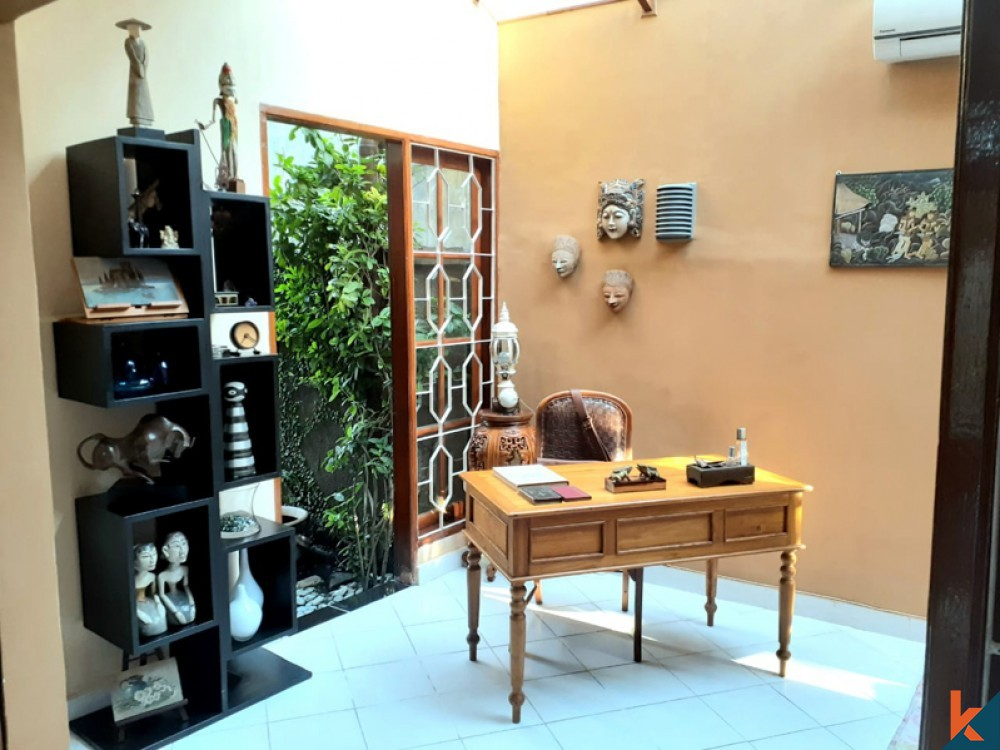 Rice Paddies View Freehold Villa for Sale in Semer