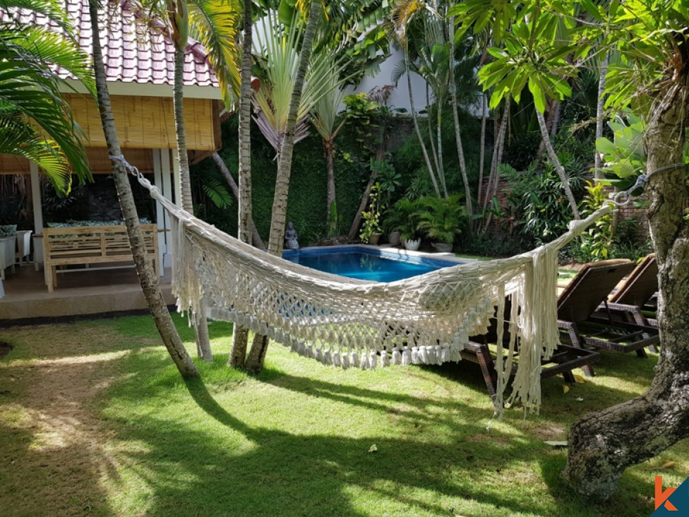 Stunning Traditional 6 Bedrooms Freehold Villa Complex For Sale in Seminyak