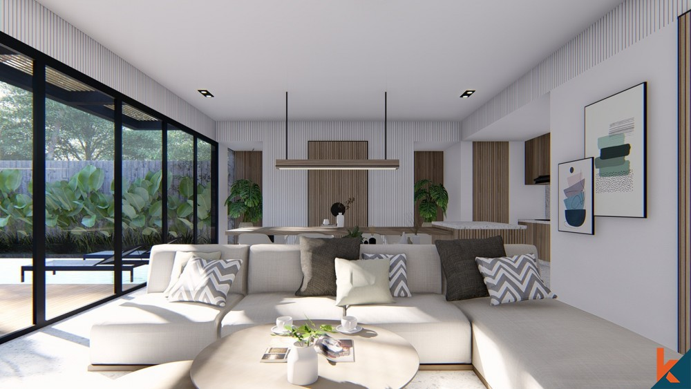 TROPICAL AND MODERN OFF-PLAN LEASEHOLD VILLA IN BERAWA