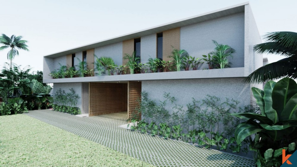 COMFORT OFF-PLAN Leasehold Villa in Berawa