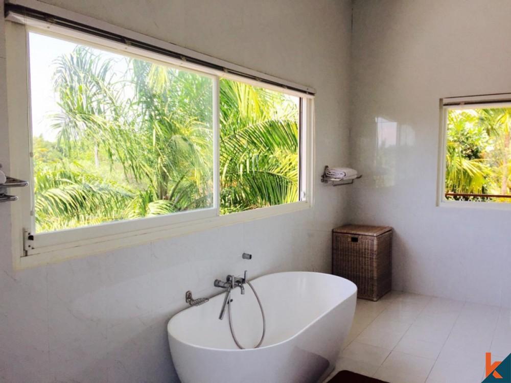 Spacious beautiful villa for sale in Tabanan