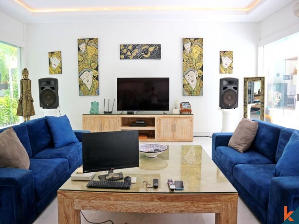 Charmante villa de 5 chambres à louer à Legian à vendre